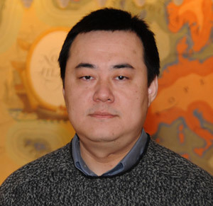 Assistant Professor Zhiliang Xu